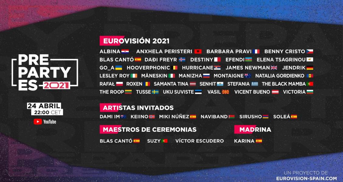 Imagen: Eurovision-Spain.com